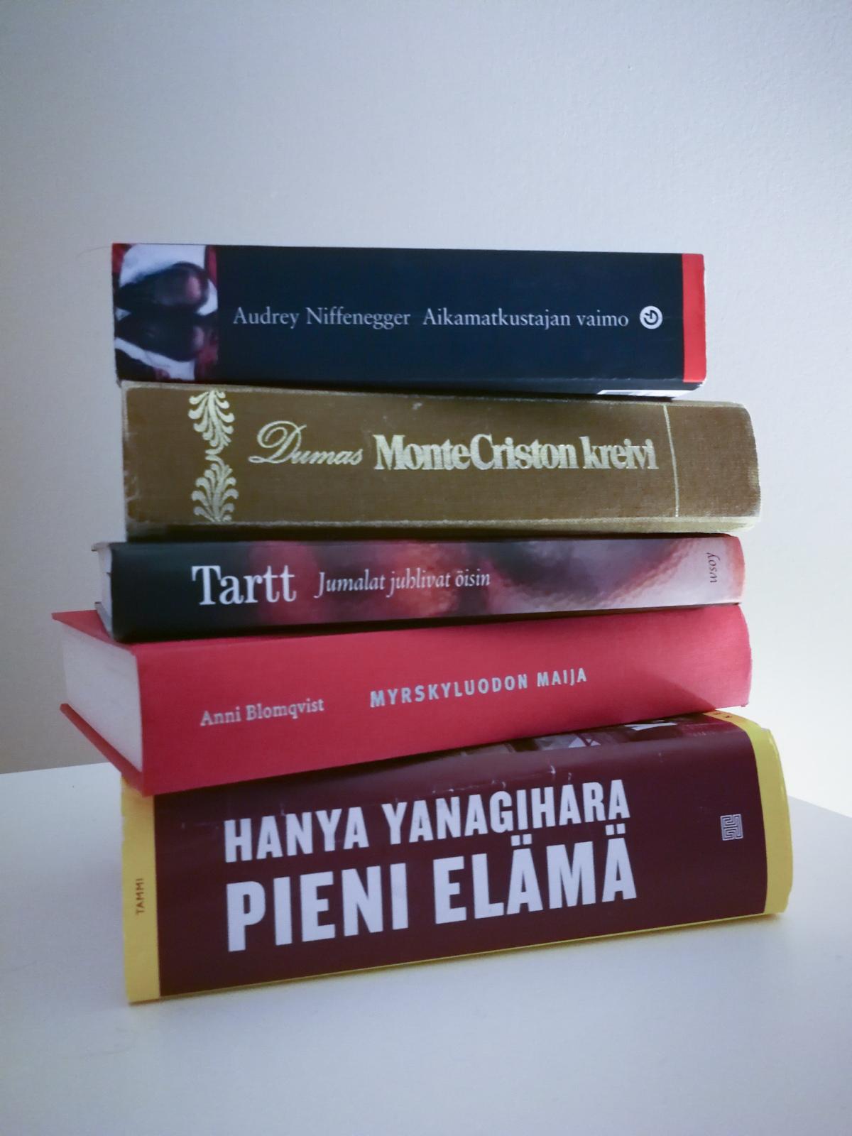 Kirjat joita rakastan