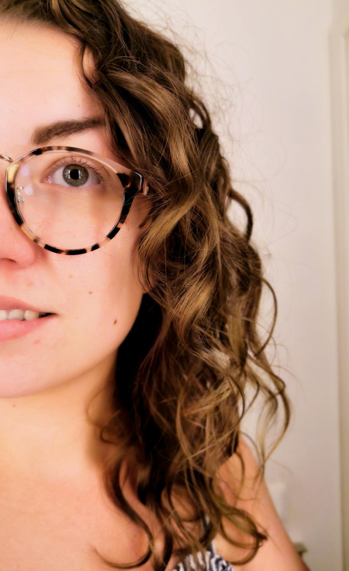 Curly girl – päissään + miljoona kuvaa hiushistoriastani