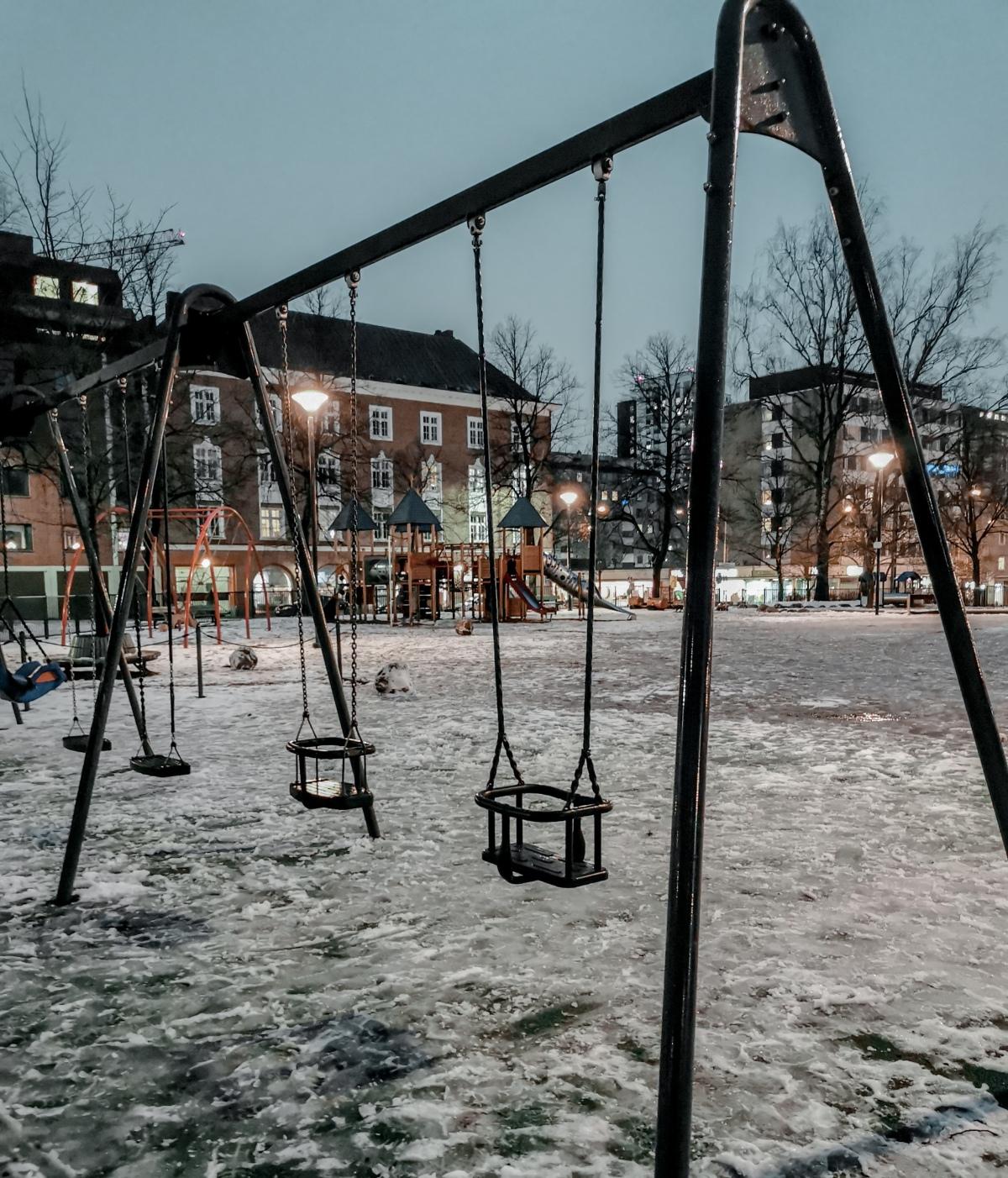 Puistoilu – tykkääkö siitä jokuoikeasti?