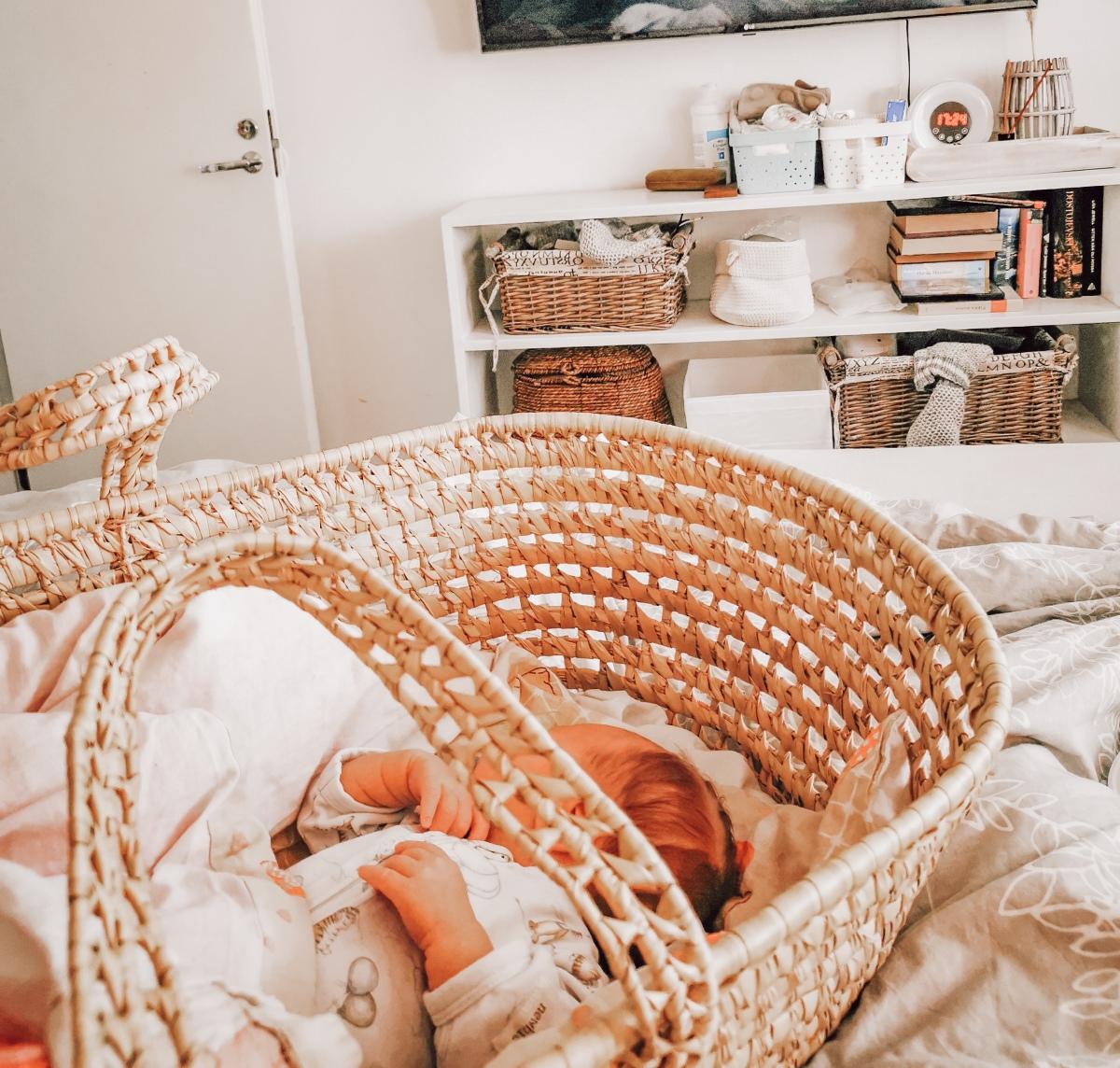 Ensimmäiset 2 viikkoa vauvankanssa